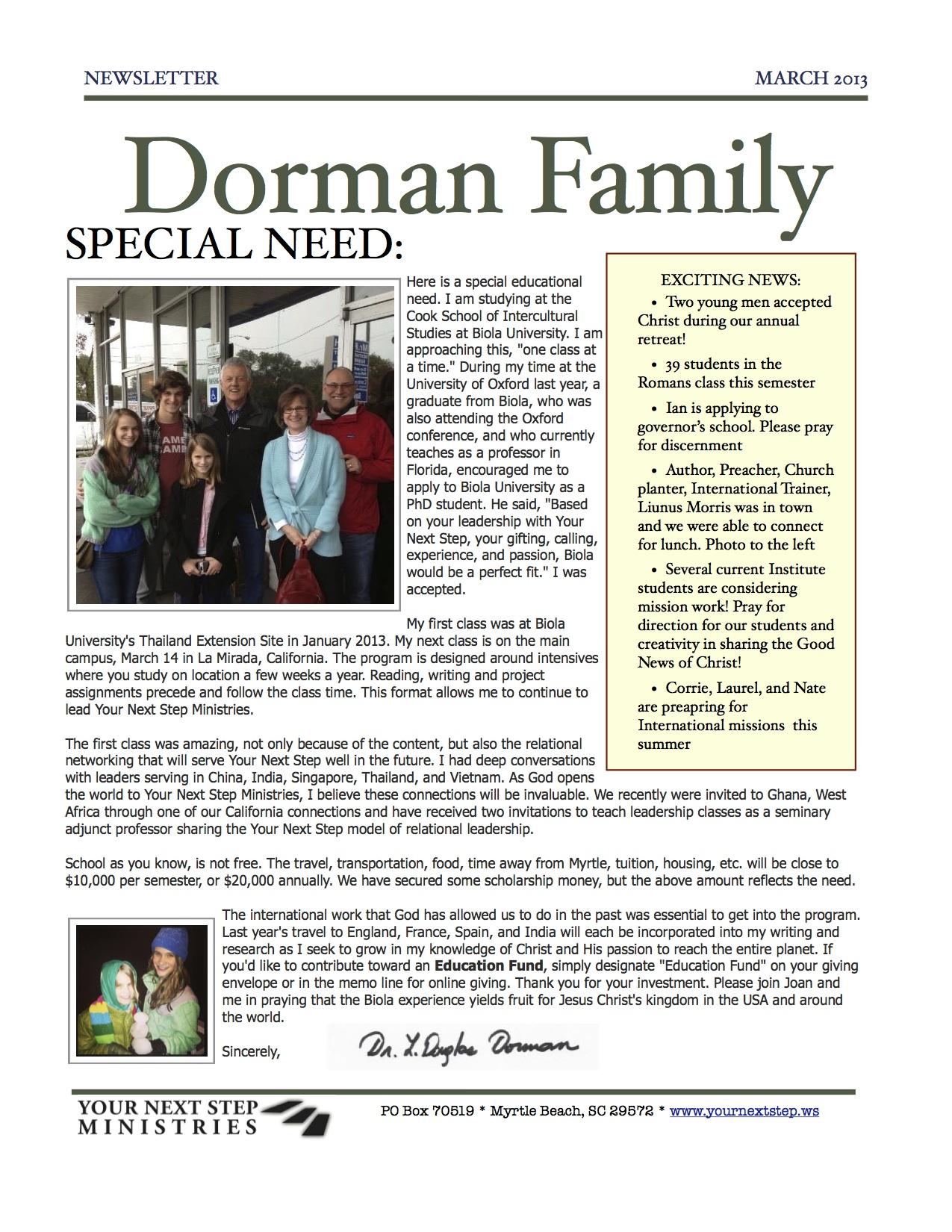 Dorman March 2013 copy 2